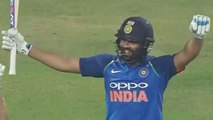 India VS West Indies 1st ODI: Rohit Sharma slams 20th ODI century | वनइंडिया हिंदी