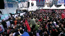 Cumhurbaşkanı Erdoğan: 'İstanbul'u, küresel merkez hedefine doğru adım adım yaklaştırıyoruz' - İSTANBUL