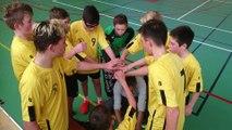 Victoire en coupe des moins de 16 contre Saumur Doué (région) 31-29