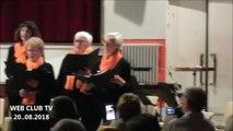 Marcoing concert d'automne l'Harmonie Municipale avec la participation de l'ensemble orchestral vocal Marc'canto