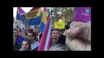 Contre l'homophobie, ils lèvent le poing à Paris