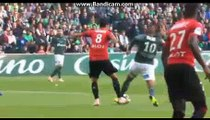 All Goals & highlights HD - St Etienne 1 - 1 Rennes  21-10-2018