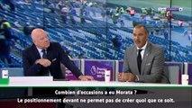 """Chelsea - Gullit : """"Hazard et Willian ne font pas confiance à Morata"""""""