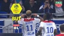But Memphis DEPAY (90ème) / Olympique Lyonnais - Nîmes Olympique - (2-0) - (OL-NIMES) / 2018-19