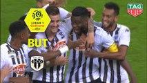 But Ismaël TRAORE (36ème) / Stade de Reims - Angers SCO - (1-1) - (REIMS-SCO) / 2018-19