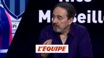 Germain préféré à Mitroglou contre Nice - Foot - L1 - OM
