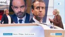 Politique : Comment expliquer l'écart de popularité entre Emmanuel Macron et Édouard Philippe ?