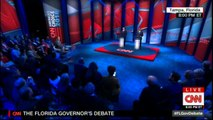 The Florida Governor's Debate Andrew Gillum and Ron DeSantis Are Facing Off in Florida Governor Debate.  Part 1 #Florida #FloridaDebate #Election2018 #News #CNN #USElection #AndrewGillum #RonDeSantis