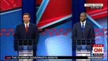 The Florida Governor's Debate Andrew Gillum and Ron DeSantis Are Facing Off in Florida Governor Debate.  Part 3 Final Part #Florida #FloridaDebate #Election2018 #News #CNN #USElection #AndrewGillum #RonDeSantis