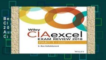 Best product  Wiley CIAexcel Exam Review 2018, Part 1: Internal Audit Basics (Wiley Cia Exam Review)
