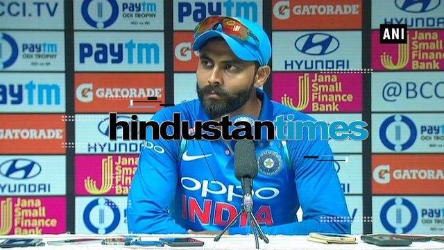India Vs Windies: Ravindra Jadeja praises captain Virat Kohli and Rohit Sharma