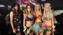 Kandy Halloween 2018 Red Carpet Lindsey Pelas, G-Eazy, Logan Paul, Emily Sears, Jayde Nicole