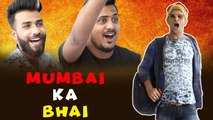 Mumbai Ka Bhai || Kiraak Hyderabadiz || Shehbaaz Khan
