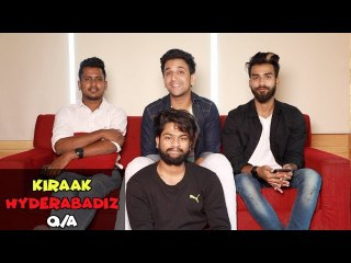 KIRAAK HYDERABADIZ Q/A || SHEHBAAZ KHAN || HYDERABADI COMEDY