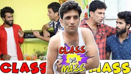 Class Vs Mass Again    Kiraak Hyderabadiz Funny Video    Must Watch