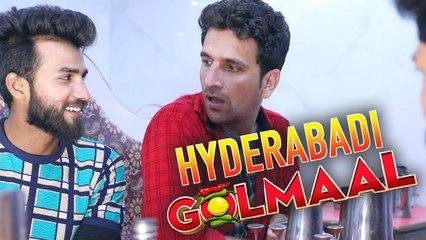 Hyderabadi Golmaal    Bekari Ki Life    Kiraak Hyderabadiz Comedy Video