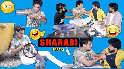 SHARABI PART-2    A Beautiful Message    With Full Of Entertainment    Kiraak Hyderabadiz