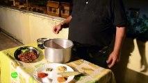 Pressure Cooker Chicken Biryani | Hyderabadi Biryani in Cooker | Bachelor Kitchen