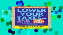 Popular Lower Your Taxes - Big Time! 2019-2020: Small Business Wealth Building and Tax Reduction