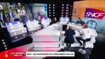 Le monde de Macron: Des licenciements en vue pour la SNCF – 22/10