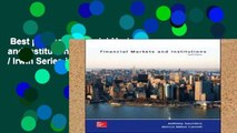 Best product  Financial Markets and Institutions (The Mcgraw-hill / Irwin Series in Finance,