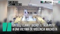 """Exclusiva de La Ser: Las grabaciones del juez que llamó """"bicho"""" e """"hija puta"""" a una víctima de violencia machista"""
