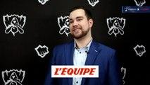 YoungBuck (Fnatic) «Cloud9 a l'air vraiment fort dans ce tournoi» - esport - League of Legends