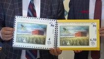 Çanakkale PTT'den, 'Troya Yılı'na Özel 'Troya Müzesi' Temalı Pul