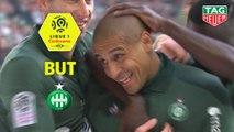 But Wahbi KHAZRI (4ème pen) / AS Saint-Etienne - Stade Rennais FC - (1-1) - (ASSE-SRFC) / 2018-19