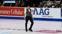 Nathan CHEN 2018 Skate America SP