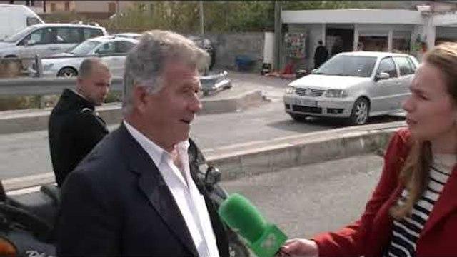 Ndotja në mes të Lezhës - Top Channel Albania - News - Lajme