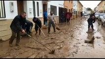 Fortes inondations dans le sud de l'Espagne