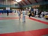 JUDO Oise 2007 CADET -60 kg IPON