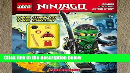 F R E E [D O W N L O A D] The Way of the Ghost (Lego Ninjago
