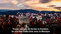 Environ 3.000 Honduriens poursuivent leur marche au Mexique