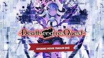 Death end re;Quest - Cinématique d'ouverture