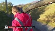 Ain : le village de Champfromier manque d'eau à cause de la sécheresse
