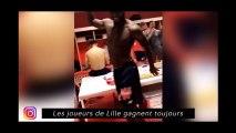 Les joueurs de Lille gagnent toujours, tout le monde embête Patrice Evra