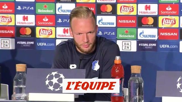 Vogt «Contre Lyon, ce sera un super match» - Foot - C1 - Hoffenheim