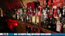 Aix-en-Provence : le Cartel Bar, un secret bien gardé