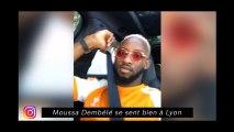 Moussa Dembélé se sent bien à Lyon, Kevin Malcuit sous la pluie de Naples