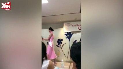 Thuỳ Tiên tiếp tục gây ấn tượng tại Hoa hậu Quốc tế 2018