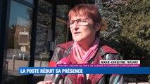 Info/Actu Loire Saint-Etienne - A la Une: La Poste réduit sa présence dans 'agglomération stéphanoise. 5 bureaux sont menacés de fermeture ou de diminution d'horaire. La CGT tire la sonnette d'alarme.