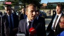 Emmanuel Macron à CNEWS  :  « Je veux dire à tous nos enseignants que je serai toujours à leurs côtés »