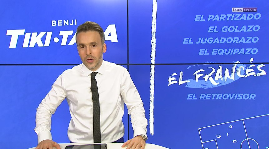 "Benji Tiki-Taka : ""Levante précipite le Real dans la crise"""
