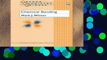 Best product  Chemical Bonding (Oxford Chemistry Primers)