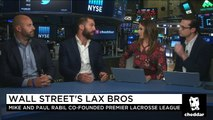 Wall Street's Lax Bros: The Real Life Brothers Bringing Lacrosse to the Masses