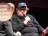 """Michael Moore : """" Vous devez faire moins de merde et plus d'art """""""