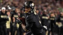 College Football Player Of The Week: Purdue WR Rondale Moore