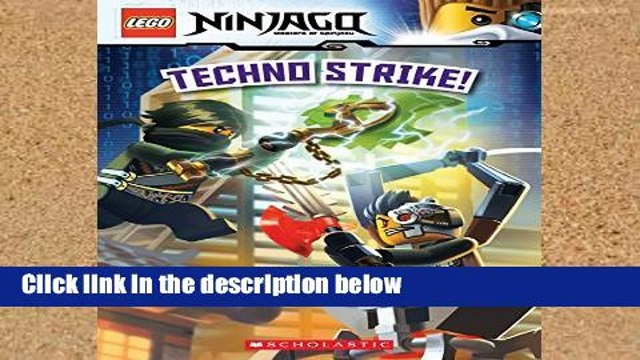 D.O.W.N.L.O.A.D [P.D.F] Techno Strike! (Lego Ninjago: Masters of Spinjitzu) [A.U.D.I.O.B.O.O.K]